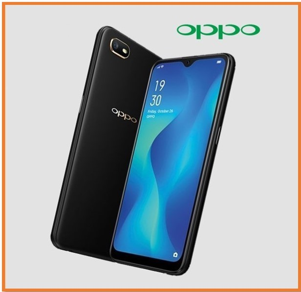 OPPO A1K 2GB RAM  32GB STORAGE BLACK