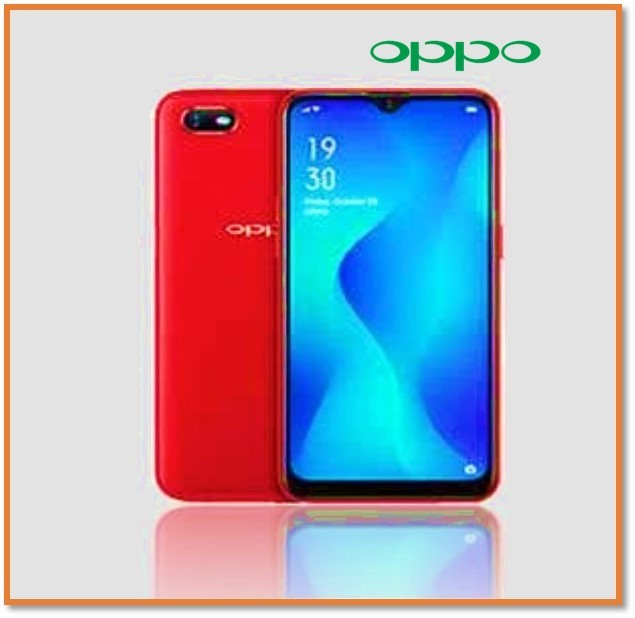 OPPO A1K 2GB RAM  32GB STORAGE / RED