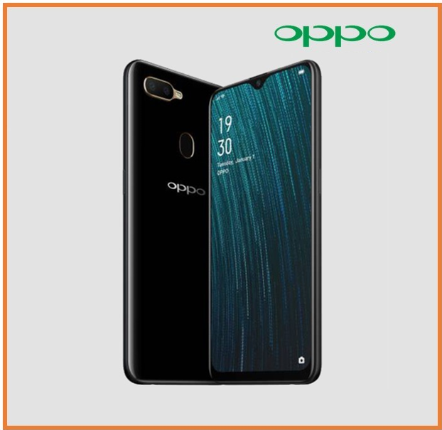 OPPO A5S 2GB RAM 32GB STORAGE  BLACK