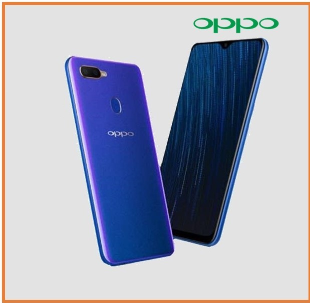 OPPO A5S 2GB RAM 32GB STORAGE BLUE
