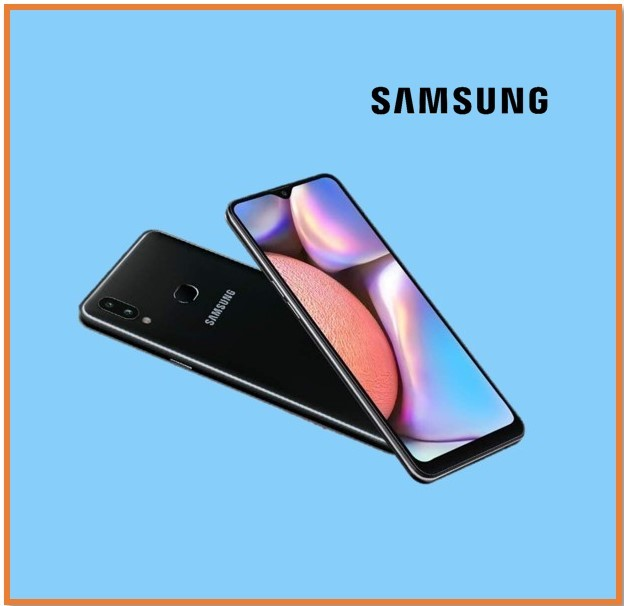 SAMSUNG A10S 3GB RAM 32GB STORAGE BLACK