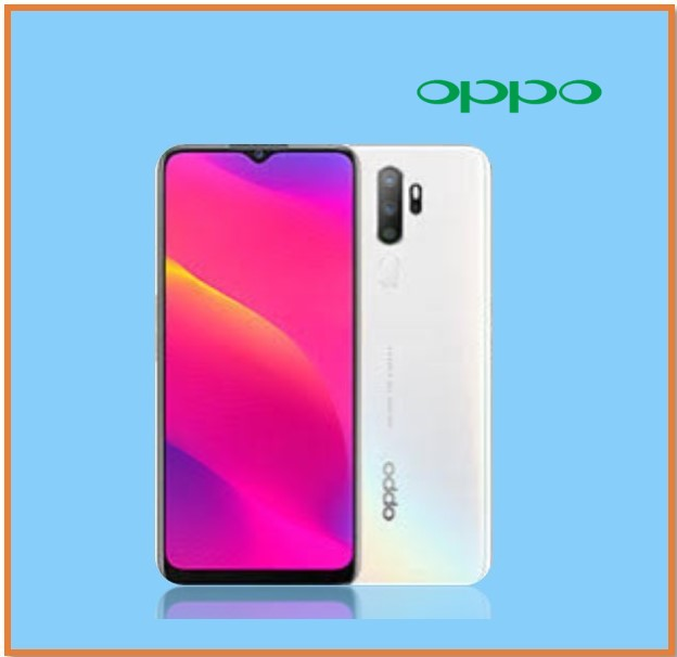 OPPO A5 2020 4GB RAM 128GB STORAGE  WHITE