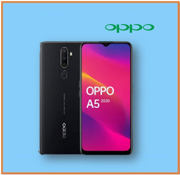 OPPO A5 2020 4GB RAM 128GB STORAGE BLACK