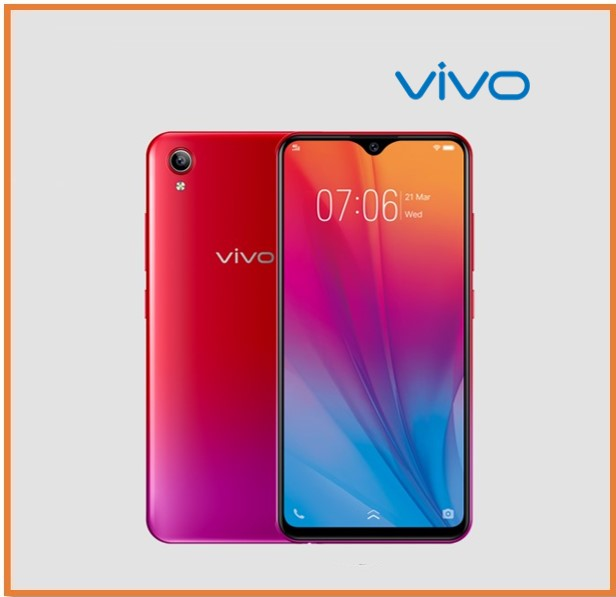 VIVO Y91C 2020 2GB RAM 32GB STORAGE RED