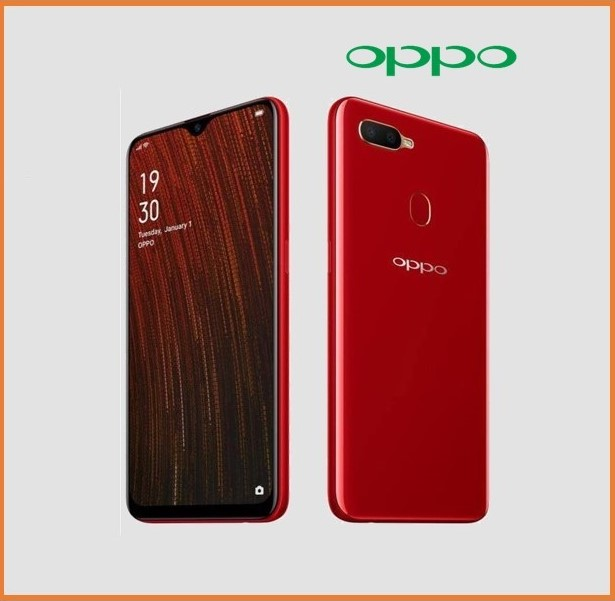 OPPO A5S 2GB RAM 32GB STORAGE RED