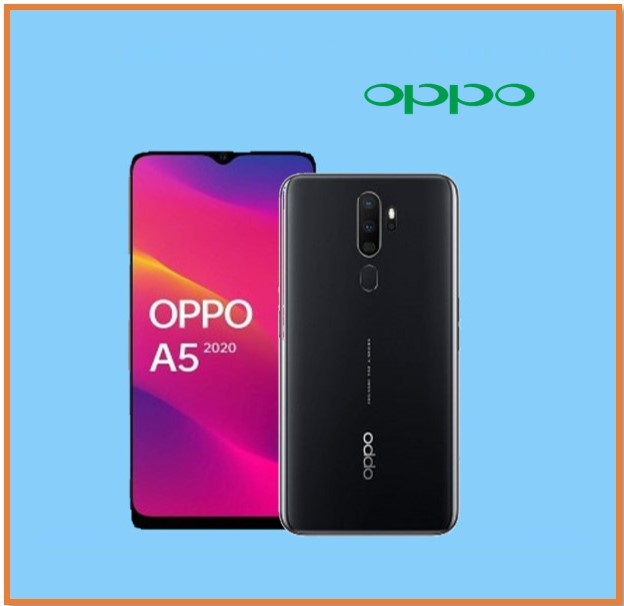 OPPO A5 2020 3GB RAM 64GB STORAGE BLACK