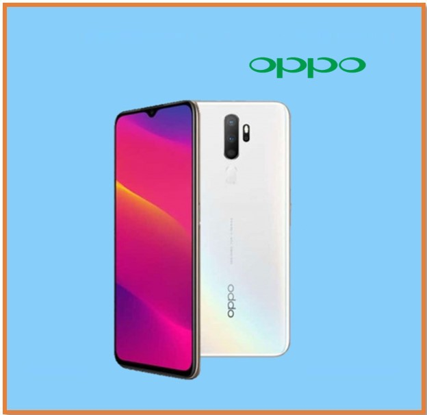 OPPO A5 2020 3GB RAM 64GB STORAGE WHITE
