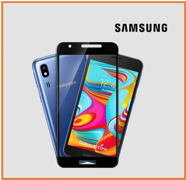 SAMSUNG A2 CORE  1GB RAM 16GB STORAGE BLUE