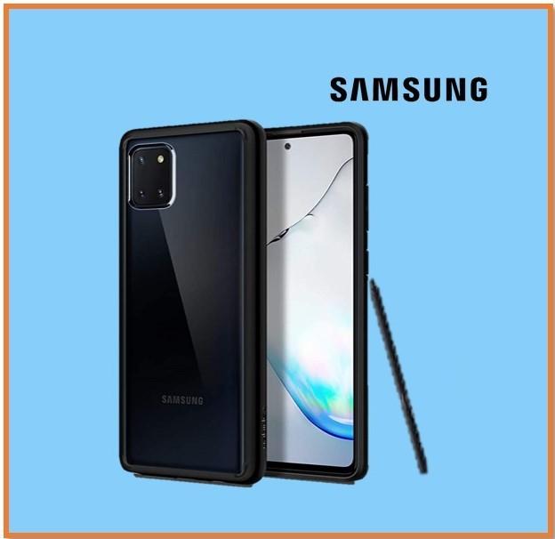 SAMSUNG NOTE 10+ 12GB RAM 256GB STORAGE BLACK
