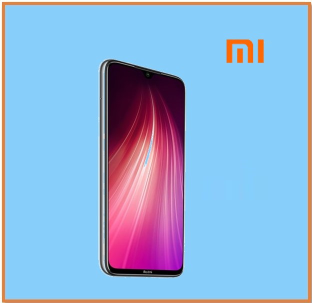 Xiaomi REDMI NOTE 8 4GB RAM 64GB STORAGE BLACK