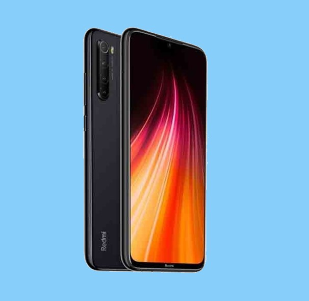 Xiaomi REDMI NOTE 8 4GB RAM 128GB STORAGE BLACK