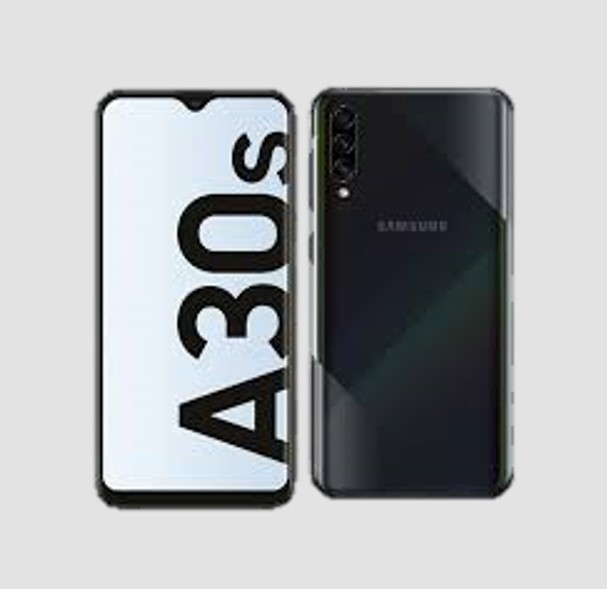 SAMSUNG A30S 4GB RAM 64GB STORAGE BLACK