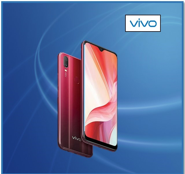 VIVO Y11 2GB RAM 32GB STORAGE RED