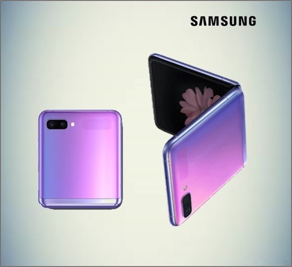 GALAXY Z FLIP 8GB RAM 256GB INTERNAL  PURPLE