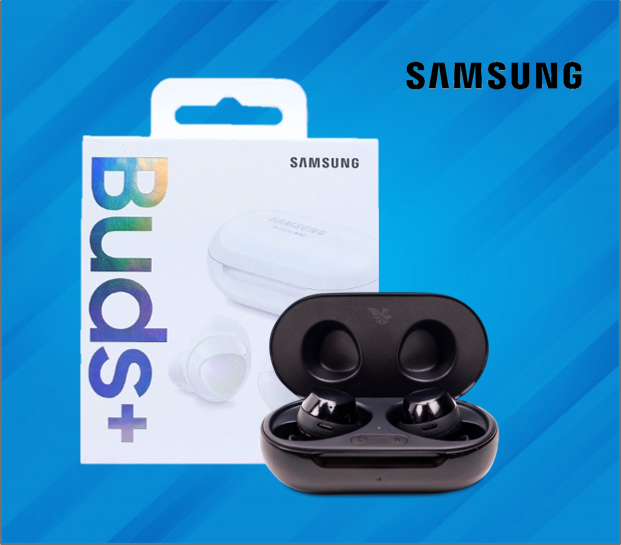 SAMSUNG BUDS PLUS BLACK
