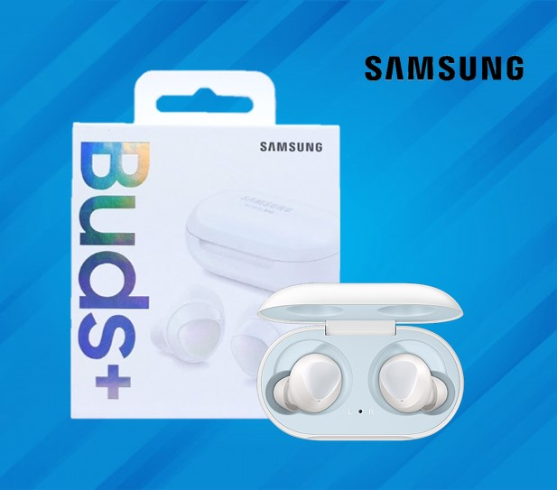 SAMSUNG BUDS PLUS WHITE
