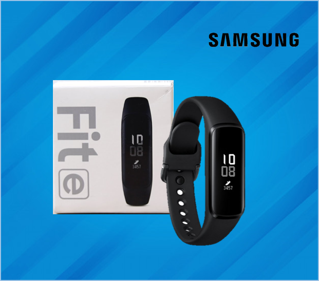 SAMSUNG GEAR FIT E BLACK