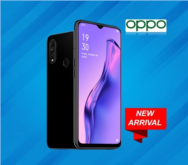 OPPO A31 4GB RAM 128GB STORAGE BLACK