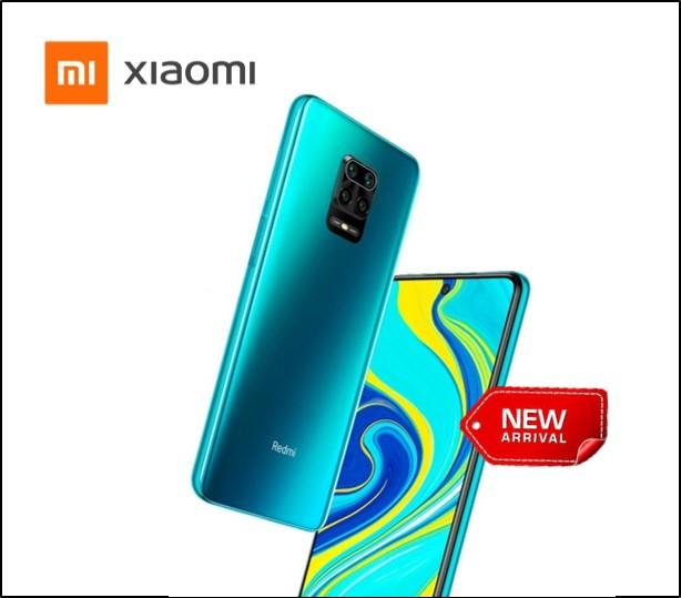 Xiaomi REDMI NOTE 9S 6GB RAM 128GB STORAGE BLUE