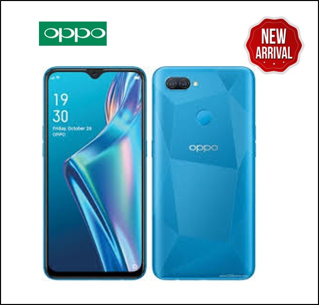OPPO A12 3GB RAM 32GB STORAGE BLUE