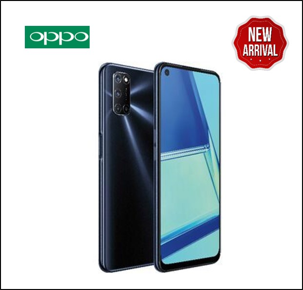 OPPO A52 4GB RAM  128GB STORAGE BLACK