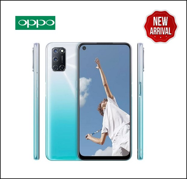 OPPO A52 4GB RAM  128GB STORAGE WHITE
