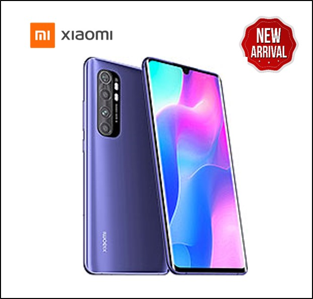 XIAOMI NOTE 10 LITE 8GB 128GB  BLACK