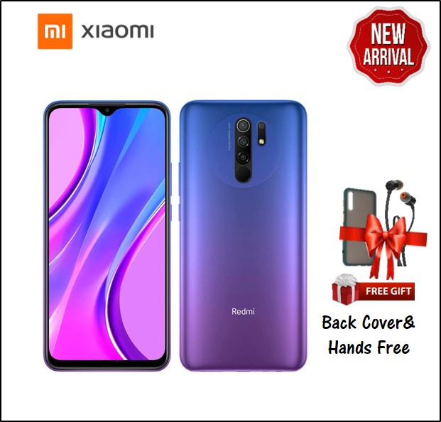 REDMI 9 3GB RAM 32GB STORAGE BLUE