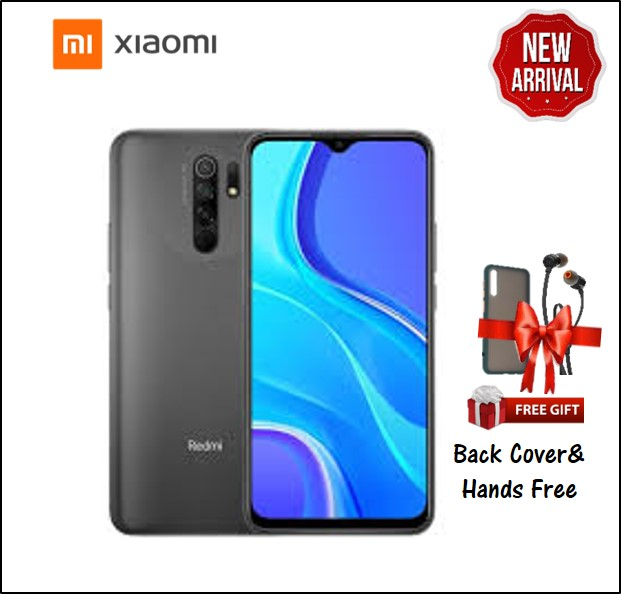 REDMI 9 3GB RAM 32GB STORAGE BLACK