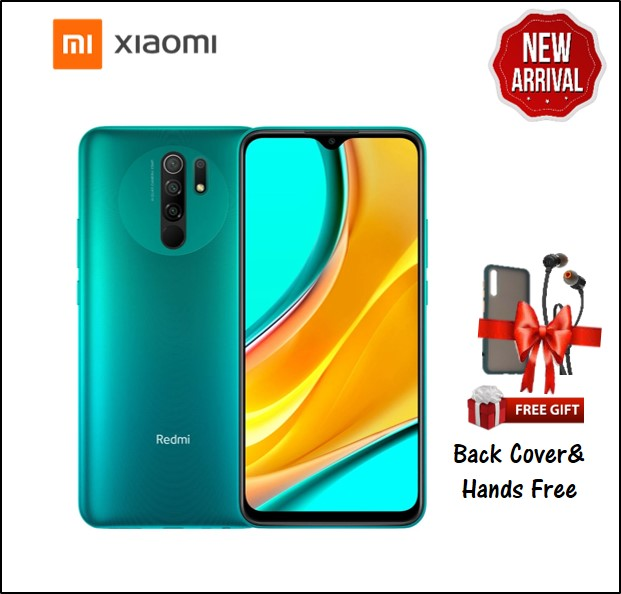 REDMI 9 3GB RAM 32GB STORAGE GREEN