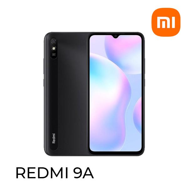 Xiaomi REDMI 9A 2GB RAM 32GB STORAGE CARBON GRAY