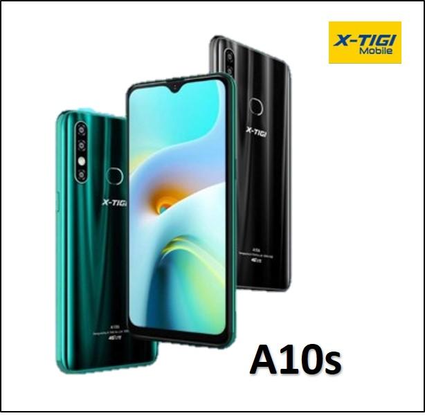 X TIGI A10S 3GB 32GB FOREST GREEN
