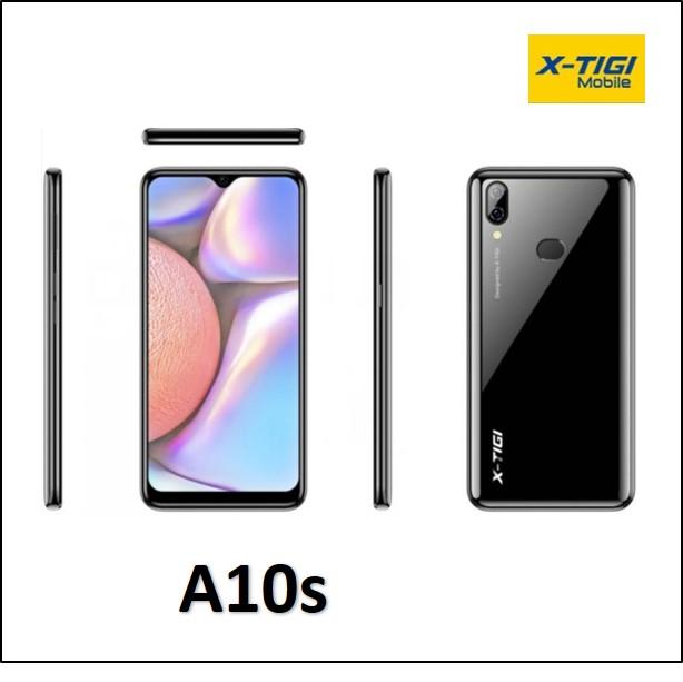 X TIGI A10S 3GB 32GB BLACK